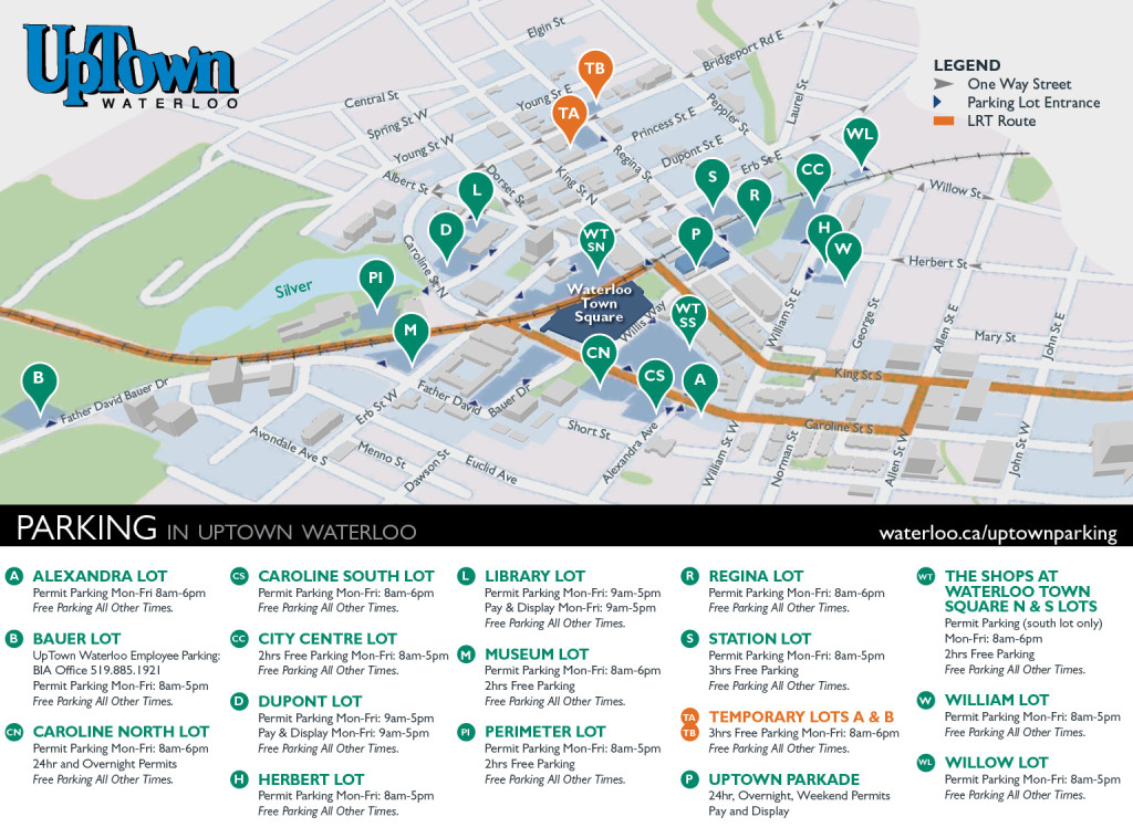 UpTownParking_Map