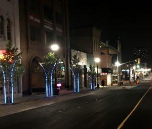 Uptown Waterloo Led Lighting Waterluminate